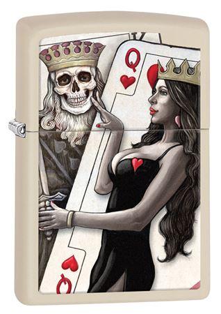 Skull, King, Queen Beauty