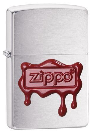Zippo Red Wax Seal