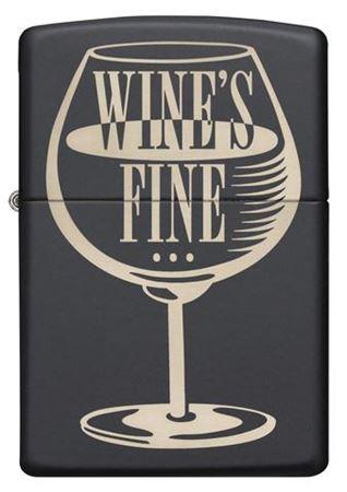 Wine's Fine