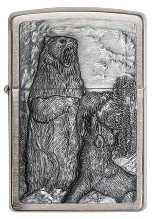 Bear vs. Wolf - All Materials
