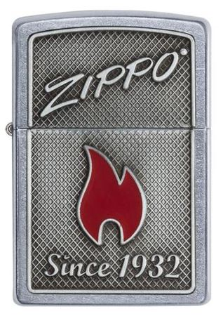 Zippo and Flame