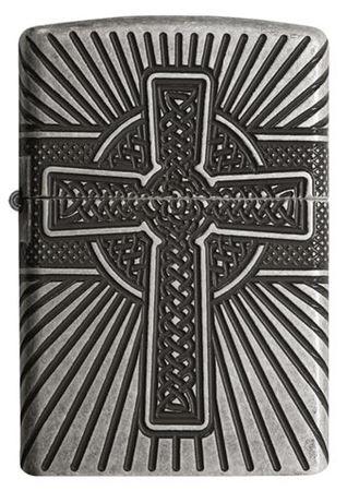 Armor Celtic Cross Design