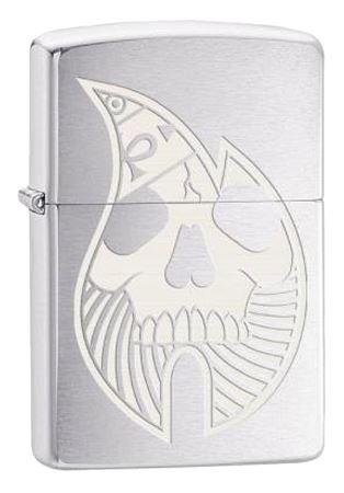 Skull Flame Design