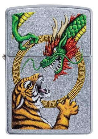 Chinese Dragon Street Chrome™ Design