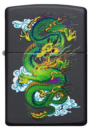Black Matte Dragon