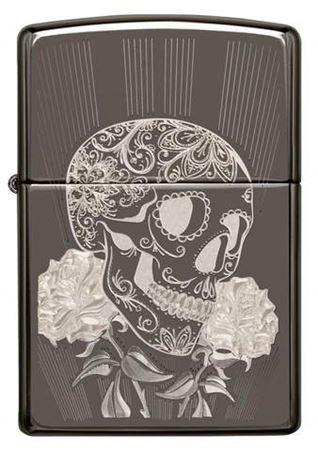 Fancy Skull Design - All Materials
