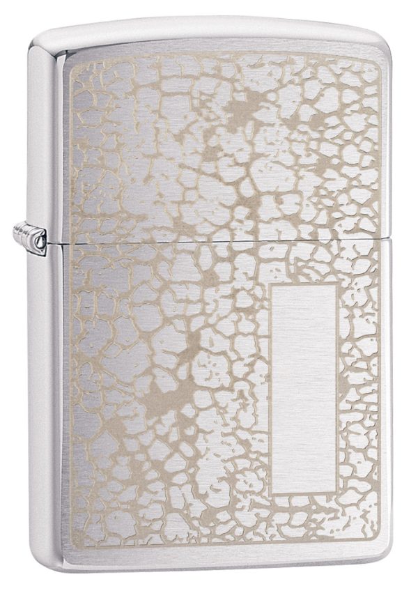 Zippo Crackle Pattern Design